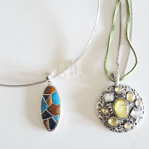 Lia Sophia Necklaces Lot Of 10 Pieces